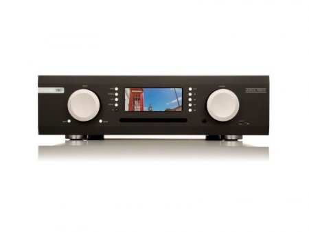 Musical Fidelity M6 Encore Connect 2TB internet player, DAC, preamplifier.