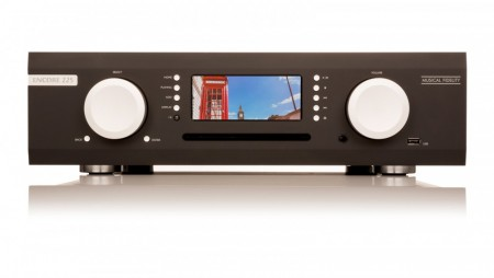 Musical Fidelity M6 Encore 225 2TB internet player amplifier